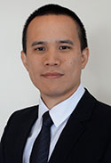 Warringal Private Hospital specialist Justin Wong